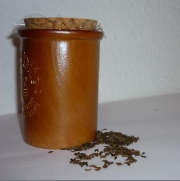 Schlesische Art Senf 100ml m. dezentem Kümmel vegan Monschau