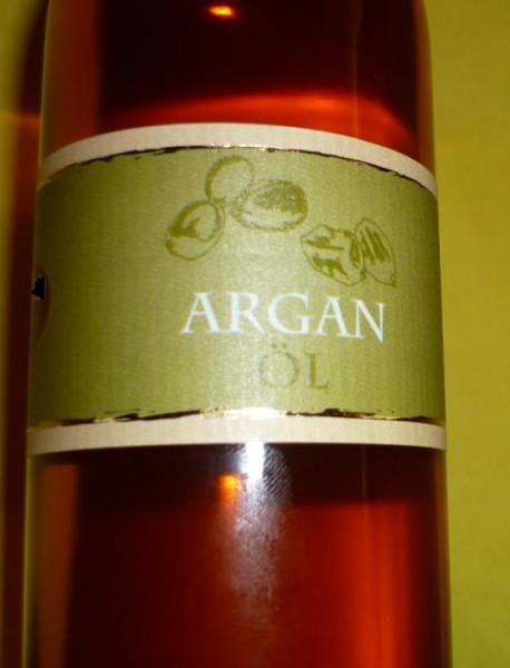 Öl - Argan Öl - naturtrüb 100 ml Marokko