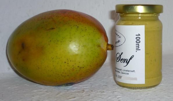 Mango Senf 100ml