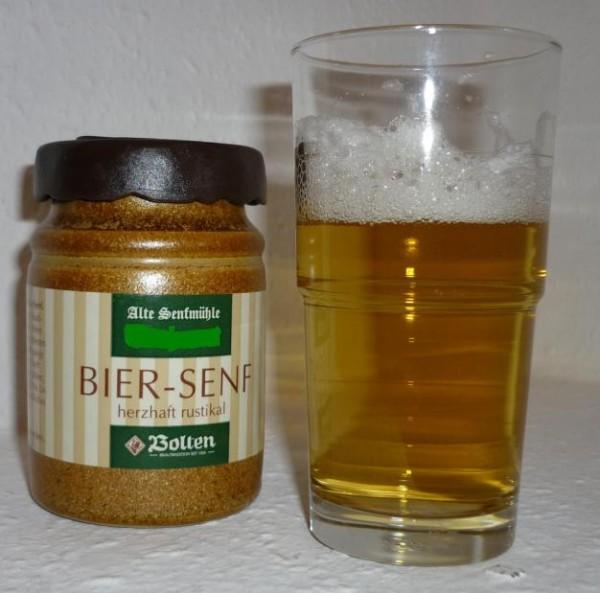 Bier Senf 200ml Familienrezept