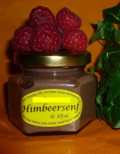 Himbeer Senf 105ml