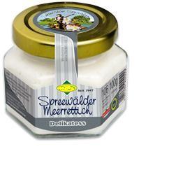 Delikatess Meerrettich Spreewald 100g
