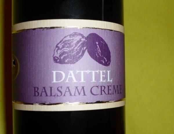 Essig - Dattel Balsam Creme 250 ml 3%Säure
