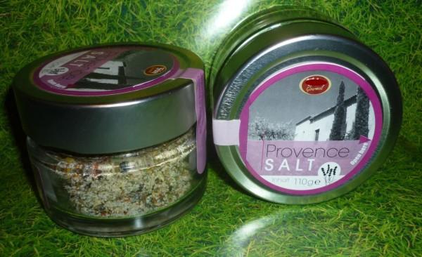 Salz - Provence 110g -gewürzt - franz.