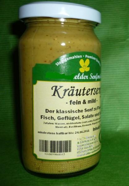 Kräuter Senf 190ml